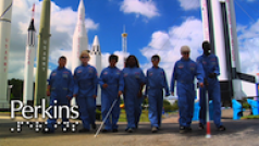 Perkins – Space Camp